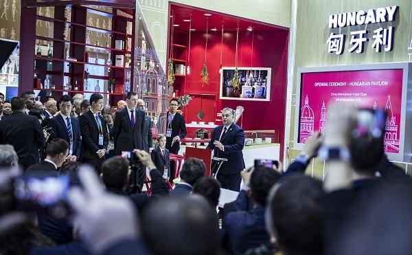 A magyar cégeknek van helye Kínában