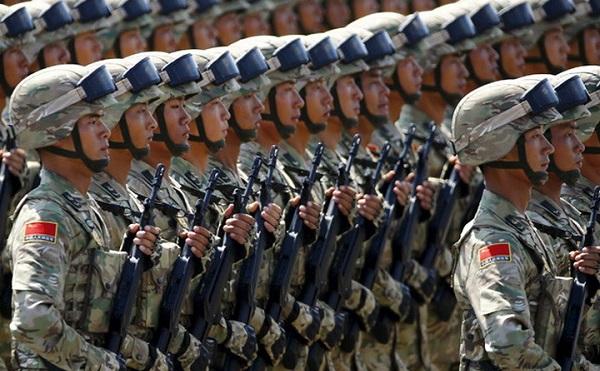 8 százalékkal többet költ Kína a hadseregére