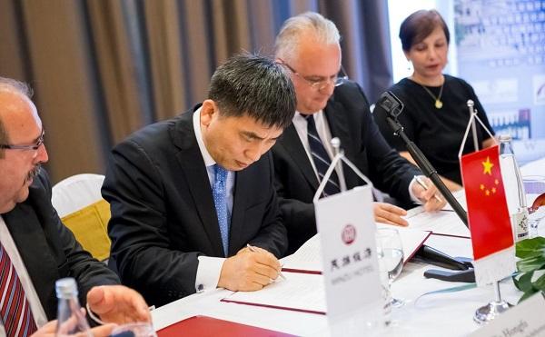 Újabb kínai-magyar együttműködés született