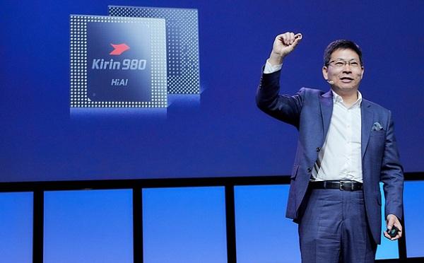 7 nm-es chipet dobott piacra a Huawei