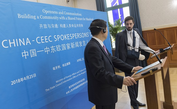 Magyarország az éltetője a térség és Kína együttműködésének