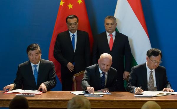 Újabb pénzügyi együttműködés született Kína és Magyarország között