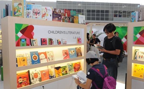 Magyar gyerekkönyvek mutatkoztak be Pekingben