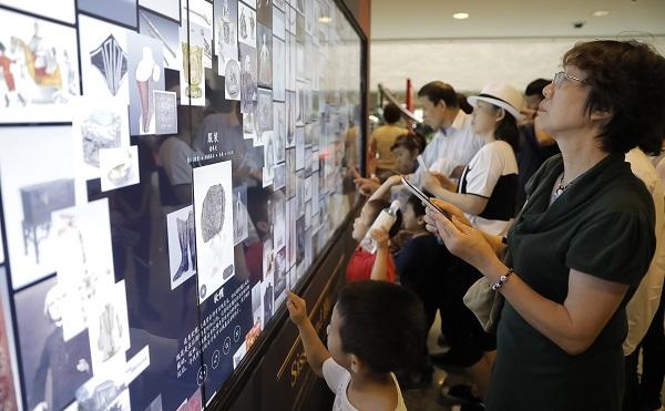 2,7 millió látogató a Sissi kiállításon Kínában