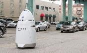 Robotok segítik a rendőri munkát