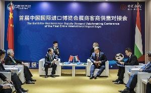 A Bank of China elnökével tárgyalt Orbán Viktor