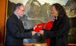 Kínai szerző kapta idén a Janus Pannonius Nemzetközi Költészeti Nagydíjat