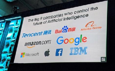 Kínai cégek törnek előre a mesterséges intelligencia területén