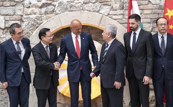Az MNB a magyar-kínai pénzügyi és gazdasági kapcsolatok erősítésén dolgozik