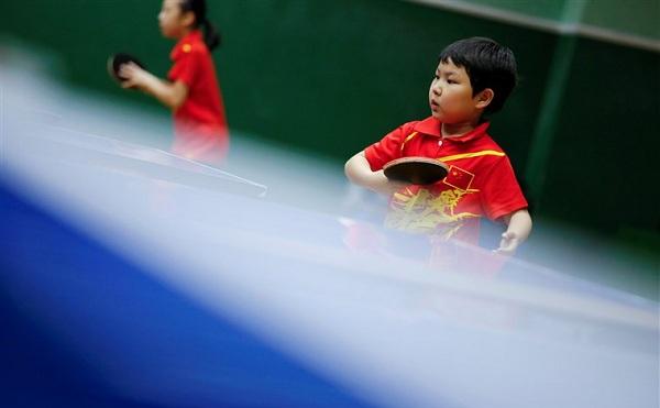 Kínai egyetemmel kötött megállapodást a BVSC asztalitenisz-szakosztálya