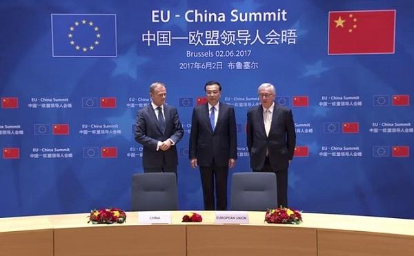 A kínai kormányfő egyenlő bánásmódot ígért az európai vállalatok számára