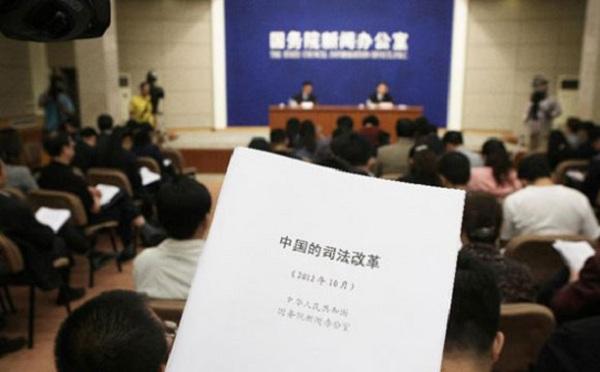 Fehér könyvet adott ki a kínai kormány