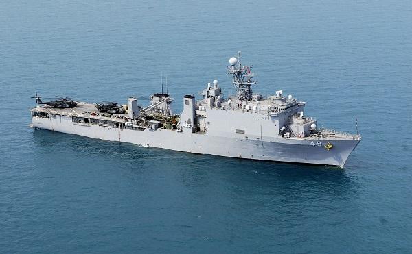 Saját fejlesztésű, partraszállító hadihajót mutattak be Kínában