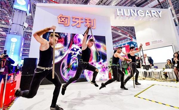 Magyarország az innovatív oldalát mutatja be a második Kínai Nemzetközi Import Expón