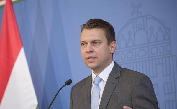 Menczer Tamás Henan tartomány pártfőtitkár-helyettesével tárgyalt