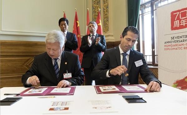 Együttműködési megállapodást írt alá a Kínai Társadalomtudományi Akadémia és az NKE
