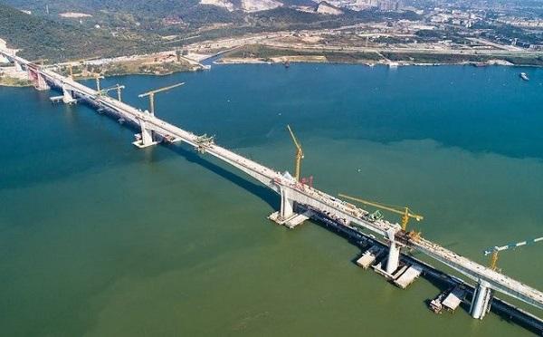 Összekapcsolódott az orosz-kínai közúti híd