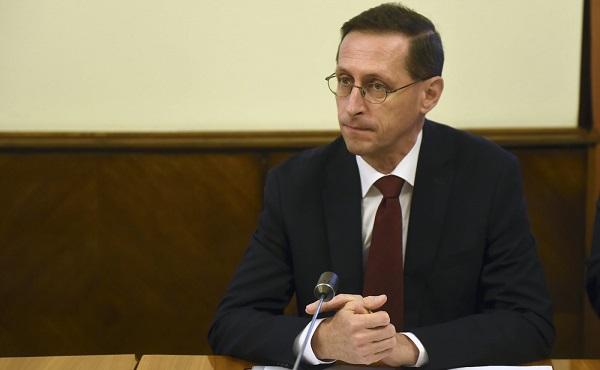 Varga Mihály a kínai pénzügyminiszterrel találkozott