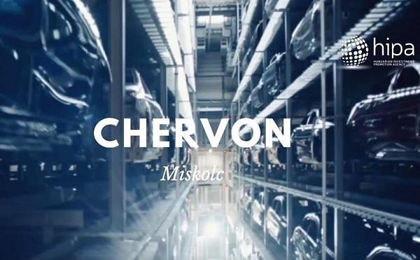 A kínai Chervon Auto 17,5 milliárd forintos beruházást hajt végre Miskolcon
