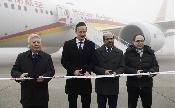 Hivatalosan is köszöntötték a Hainan Airlines Budapest-Csungking járatát