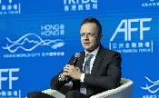 Szijjártó: Hongkong remek lehetőségeket kínál a magyar vállalatoknak