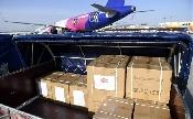 Lélegeztetőgépeket is hozott a Kínából érkezett újabb repülőgép