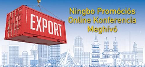 Meghívó Kínába irányuló exporttal kapcsolatos konferenciára - 2021. május 10.