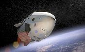 Ultranagy méretű űrhajót építenek Kínában