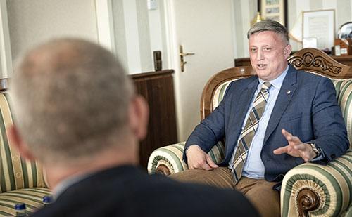 Kína a magyar agrárium fontos piaca lehet