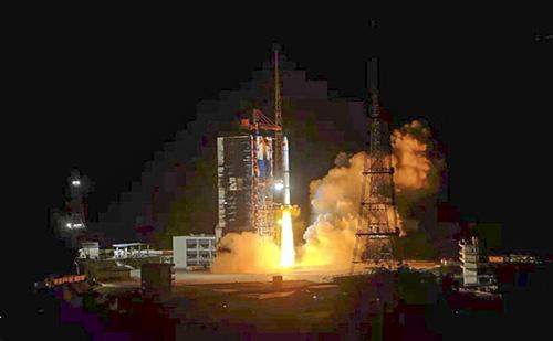 Sikeresen pályára állították az újabb Jakoan-műholdat Kínában