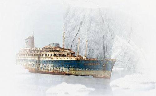 A Titanic pontos mását építik meg Kínában