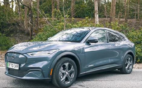 Elektromos Mustangot gyártottak Kínában