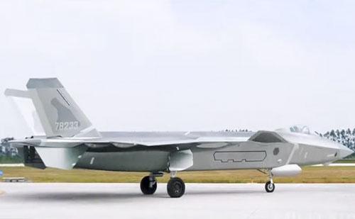 Légibemutatót tartanak Kínában