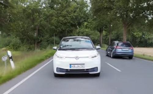 Kínában debütált a Volkswagen ID.3 autója