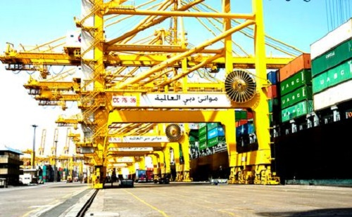 Dubai Tianjinben épít kikötőt