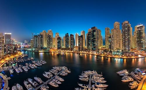 Dubaj is csatlakozik az Új Selyemúthoz
