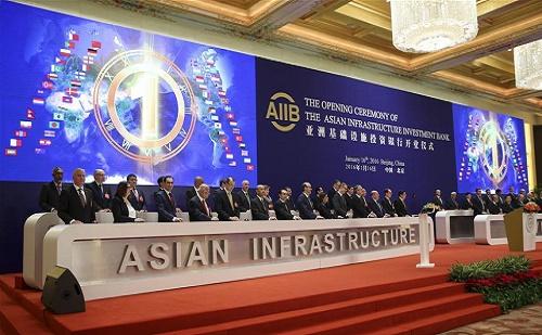 Megnyitotta kapuit az Ázsiai Infrastrukturális és Befektetési Bank