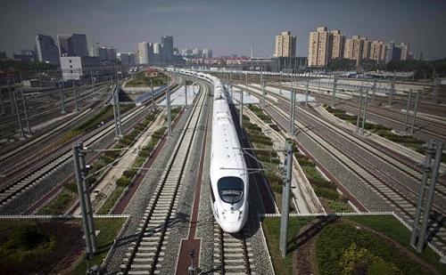 5 éves lett a Peking-Shanghai nagy sebességű vasútvonal