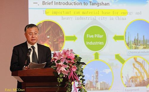 Kína és a kke régió közötti együttműködést Kínában országos stratégiai szintűvé emelkedett