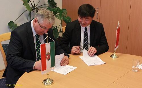 Stratégiai szerződést kötött az MNHSZ és a Morgan Star Group