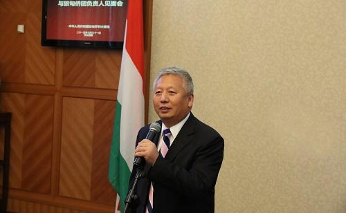 A tizenharmadik ötéves tervet mutatja be Duan Jielong