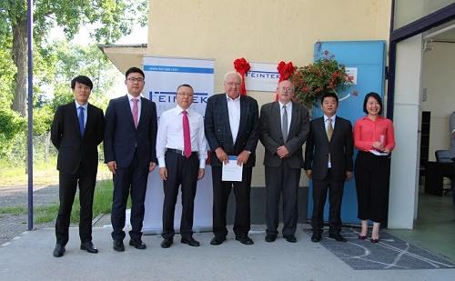 Megnyitott a Feintek cégcsoport első magyarországi gyára
