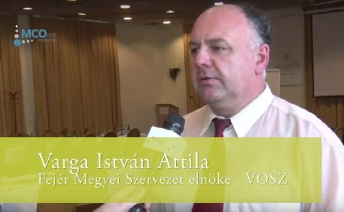 Kínai delegációnak prezentált magyar innovációkat a VOSZ