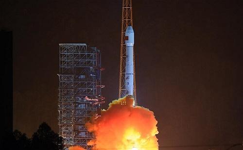 Fellőtték a Gaofen-4 műholdat