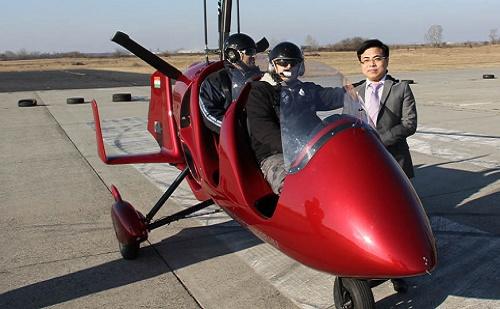 A Hebei High-Tech Parkkal írt alá együttműködést a Morgan Star Group
