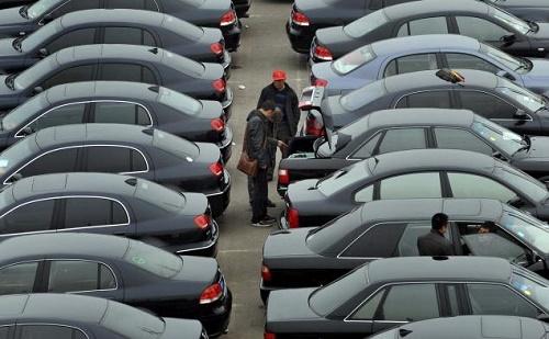 14.6%-al nőttek az autóeladások Kínában