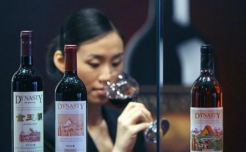 Kína globális jelentőséggel bír a borkereskedelemben