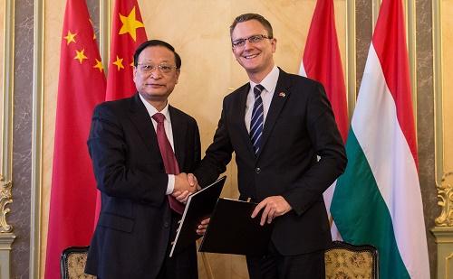 Közép- és Kelet-Európai Hagyományos Kínai Gyógyászati, Oktató- és Kutatóközpont létesül Budapesten
