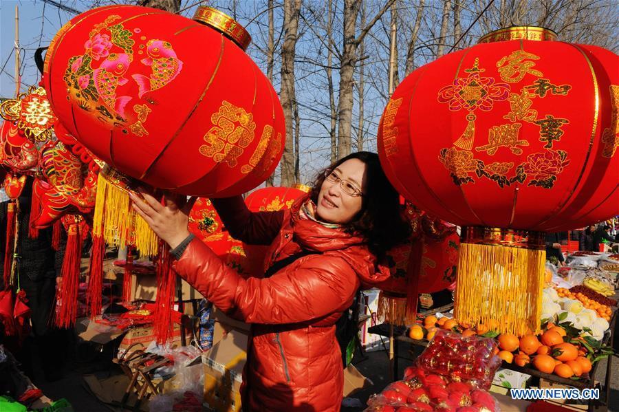 Kína, holdújév