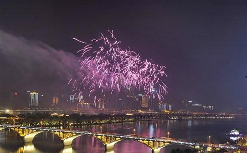 Az egész világ ünnepli a kínai holdújévet